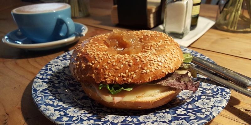 Bendita Locura, Bagel MAdrid,desayunoMadrid, Sinestesia gastronómica, desayunar barrio salamanca